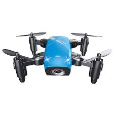 AEOFUN S9 Micro <b>Foldable RC</b> Quadcopter RTF 2.4GHz 4CH 6 ...