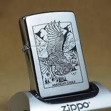 <b>Зажигалка ZIPPO AMERICAN</b> EAGLE 1995 год выпуска раритет ...