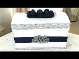 DIY <b>Wedding Card Box</b> - YouTube
