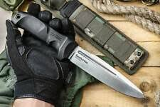 <b>Тактический нож</b> с фиксированным лезвием Kizlyar Supreme ...