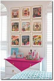 bright painted furniture from the creativity exchange 682x1024jpg bright painted furniture