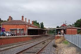 Castlemaine railway station