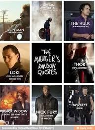 Marvel Hero Quotes. QuotesGram via Relatably.com