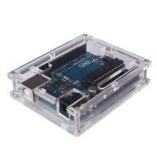 Прозрачный <b>чехол</b> glyduдля Arduino Uno R3, защитный <b>чехол</b> ...
