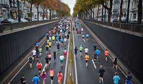 runners sprinters work team the highlands company natural ability to think in short term or long term like runners