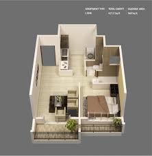 Modern One Bedroom Apartment Design 1 Bedroom Apartments Under 500