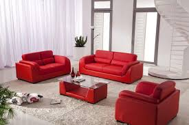 ideas red leather elegant living room attractive ideas with red leather sofa also couch