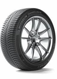 <b>MICHELIN CrossClimate</b> + - Arm yourself for every weather condition