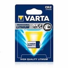 <b>Батарейка VARTA</b> PROFESSIONAL LITHIUM <b>CR2</b>
