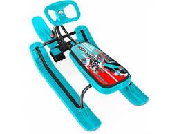Купить <b>снегокат Nika Тимка спорт</b> 1 kids sportbike, бирюзовый по ...
