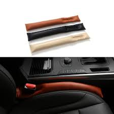 <b>Car Seat Gap Filler</b> Pad Cover For VW POLO Jetta MK5/6 Golf 4/5/6 ...