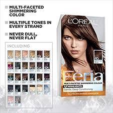 L'Oreal Paris Feria Multi-Faceted Shimmering <b>Permanent Hair Color</b>