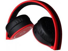 Купить <b>наушники Qumo Accord</b> 3 PRO, чёрно-красные по цене от ...