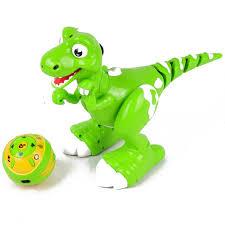 Робот на радиоуправлении Jiabaile Робот <b>динозавр</b> на ...
