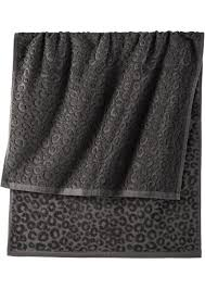 <b>Полотенце для рук</b> «Симба» черный - bpc living bonprix collection ...