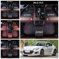Автомобильные коврики, <b>кожаные 3D коврики</b> для Subaru Legacy ...