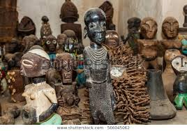 <b>African Traditional Art Wooden</b> Figurines Collection | The Arts ...