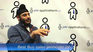 best buy s associate job description salary