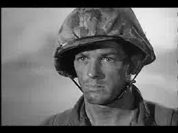Image result for images of movie the sands of iwo jima