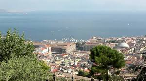 Неаполь и <b>Неаполитанский залив</b> (Naples and the Gulf of Naples ...