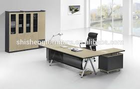 amazing furniture modern beige wooden office desk with black chair and throughout amazing executive modern secretary office desk