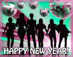 Free New Year Gifs - New Year Animations - Clipart