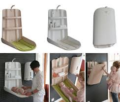 fold down baby changing table re re