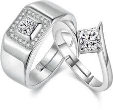 Nilu's Collection Wedding Gift <b>925 Sterling Silver Fashionable</b> ...