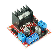 <b>5pcs</b> / lot 3A Max <b>dual channel</b> H bridge motor driver board <b>L298N</b> ...