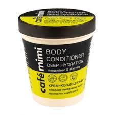 <b>Крем CAFE MIMI</b> - <b>кондиционер для тела</b> Глубокое увлажнение ...