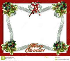 christmas border ribbons royalty stock photos image  christmas border ribbons