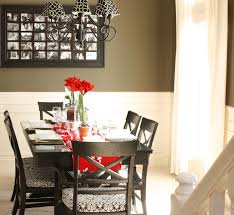 dining room style simple