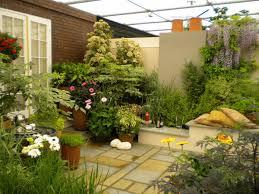 grey nuance modern backyard patio designs