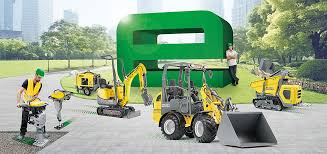 Work emission-free – zero emission solutions from | Wacker Neuson