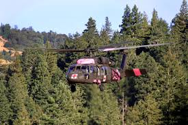 u s department of defense photo essay a uh 60 black hawk helicopter takes off from the eel river conservation camp helibase