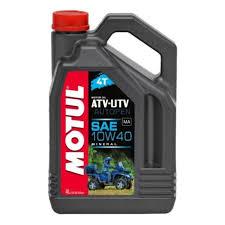 <b>Моторное масло MOTUL ATV-UTV</b> 4T 10W-40 4 л — купить в ...