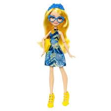 <b>Кукла ever after high школьницы</b> блонди локс, 26 см, fjh05 — 1 ...
