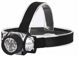 Налобный <b>фонарь In Home HL-04M</b> — купить по выгодной цене ...