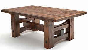 barn wood dining table plans barn wood furniture ideas