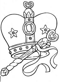 Small Picture Remarkable Picture of Princess Crown Coloring Page NetArt