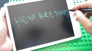 Unboxing <b>10 Inch</b> Digital <b>LCD Writing Tablet</b> Handwriting Board ...