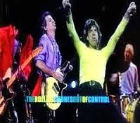 <b>Rolling Stones</b>: <b>Out</b> of Control - English corner