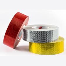 <b>reflexite</b> vc104 5 metres silver white rigid grade reflective marker tape