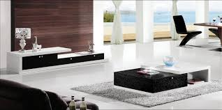 amazing white wood furniture sets modern design: aliexpresscom buy modern design balck amp white wood furniture tea coffee table tv cabinet setbest living room furniture set yq from reliable furniture
