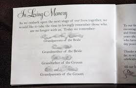 programs | Wedding | Pinterest | In Loving Memory, Memories and ... via Relatably.com