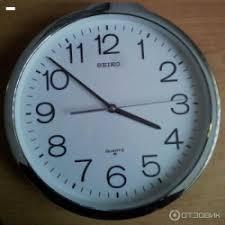 Отзывы о <b>Часы настенные Seiko</b> Quartz
