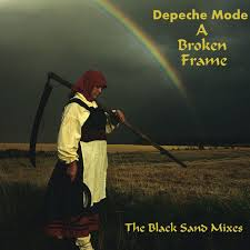 <b>Depeche Mode - A Broken</b> Frame - The Black Sand Mixes | Black ...