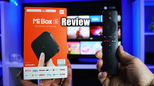 <b>Mi Box</b> S With <b>Android TV</b> Full Feature Review - YouTube