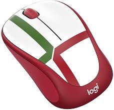 Компьютерная <b>мышь Logitech Fan</b> Collection <b>M238</b> Portugal ...