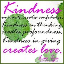 Image result for definition of kindness